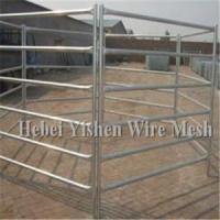 Buy cheap High quality galvanized pipe horse fence panels product