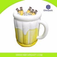 Buy cheap Custom wholesale unique promotion inflatable ice bucket product