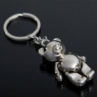 Buy cheap Fareast Hot Selling Metal Bear Keychain US Keychain product