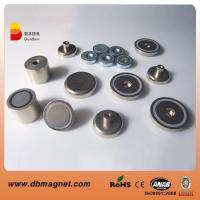 Buy cheap Neodymium Magnet Pot With M5 Thread And Countersunk Hole from wholesalers