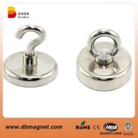 Buy cheap 350Lbs Pulling Neodymium Magnetic Pots Hook from wholesalers