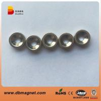 Buy cheap N35 Big Round Countersunk Neodymium Magnet Hole from wholesalers