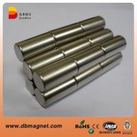 Buy cheap N52 6mm X 10mm Cylinder Strong Rare Earth Neodymium Magnets from wholesalers