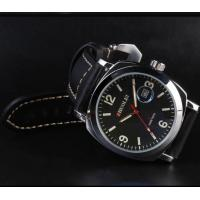 Buy cheap black leather watch band Watch Band Thp-03 from wholesalers