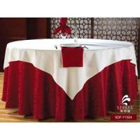 Buy cheap High Quality Luxury Hotel Wedding Table Linen, Wedding Hotel Textile Banquet Linen Tablecloth product
