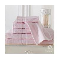 100% Combed Cotton White Terry Hand Towel For Hotel Plain or Dobby