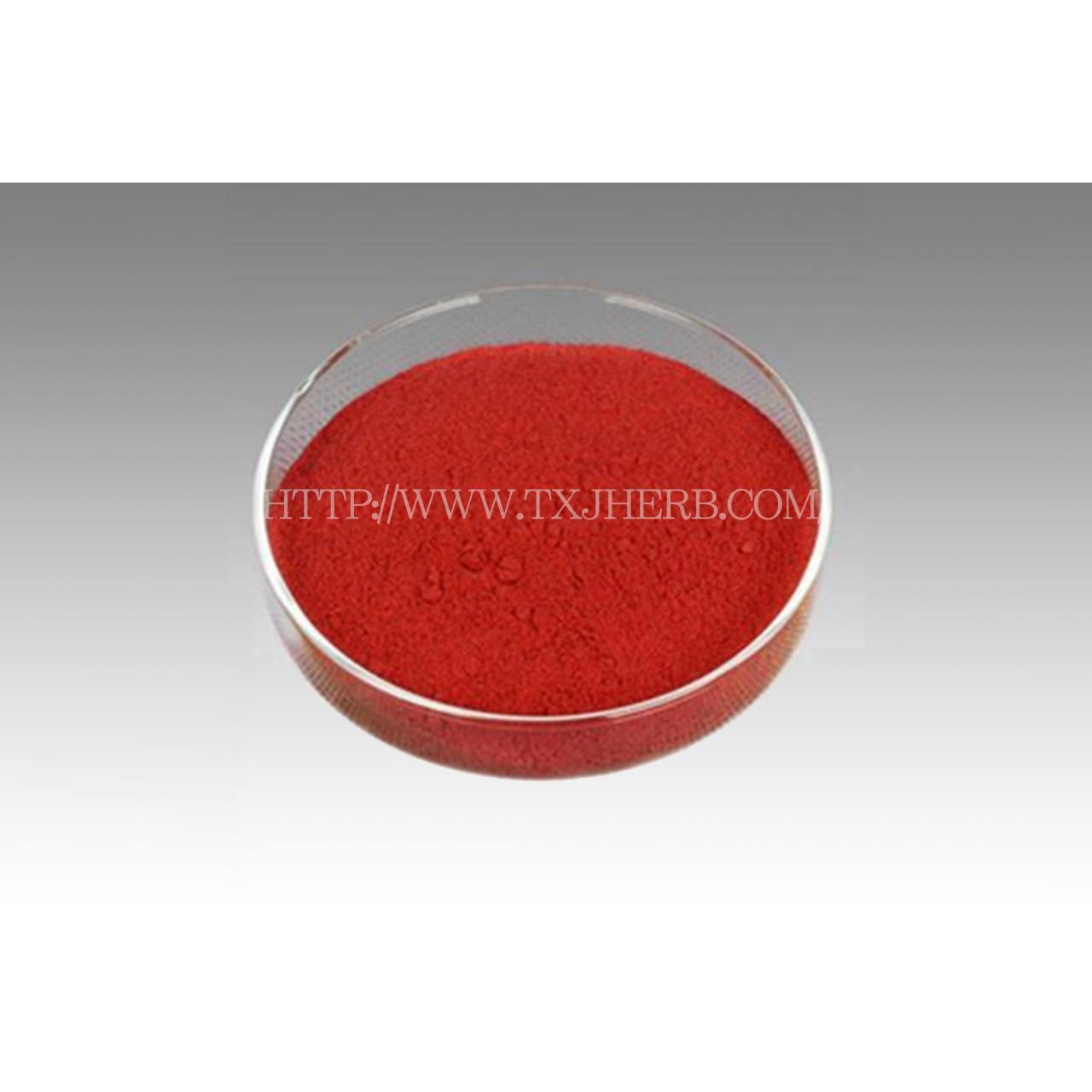 China Natural extractive Red Yeast Rice Extract on sale