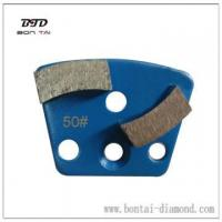 Buy cheap Big curve segments diamond grinding disc aggressive and efficient from wholesalers