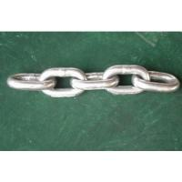 Buy cheap Mine Round Link Chains 30x108-C grade mine ring chain product