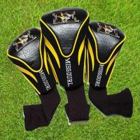 Buy cheap PU Leather Golf Head Covers product