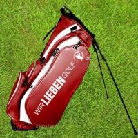 Buy cheap PU Leather Golf Stand Bags product