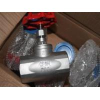 Buy cheap API Flanged Stainless Steel Globe Valve from wholesalers