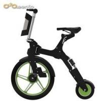 2017 Green power&new style china lowest price folding electric bicycle