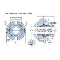 Buy cheap CDSA-A Lightmechanicalseal from wholesalers