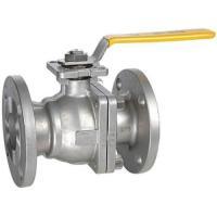 Buy cheap API Flanged Ball Valve with ISO5211 Mounting Pad from wholesalers