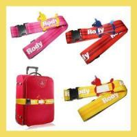 Buy cheap Fashion Leather Badge Pouch on Sell Luggage Belt for Adverting Gift from wholesalers