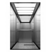 Buy cheap Half Mirror Comfort & Luxury Passenger Elevator Cabin from wholesalers