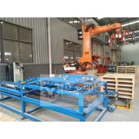 Buy cheap Robot Wood Pallet Nailing System product