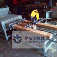 Buy cheap 6 Heads Wood Sawdust Pallet Block Machine from wholesalers