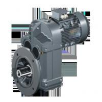 Geared motor F series parallel shaft helical gear reducer