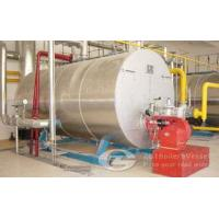 Buy cheap Gas fired steam boiler from wholesalers