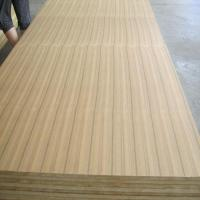 Buy cheap Veneer Boards Nature Thailand Teak Veneer Plywood Board Poplar Core from wholesalers