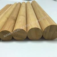Buy cheap Whole Sale Decorative Dry Bamboo Round Sticks from wholesalers