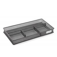 Buy cheap Mesh Collection Desk Drawer Organizer 4 Dividers from wholesalers