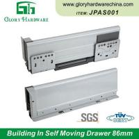Buy cheap JPAS001 Tandem Drawer Slides Drawer Glides Long Drawer Slides from wholesalers