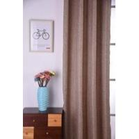 Buy cheap Stripe Style and Woven Technics Curtain Polyester Living Room Curtains product