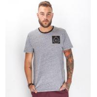 Buy cheap T-shirts Id Twisted t-shirt - Grey 114462 from wholesalers