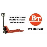 Buy cheap Hand Pallet Trucks Toyota LHM230Q L23Q BT Quick Lifter from wholesalers