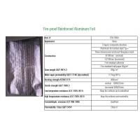 Buy cheap Reinforced Aluminum Foil from wholesalers