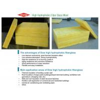 Buy cheap Glass wool plate product
