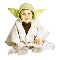 Buy cheap Star Wars Costumes Rubie's Costume Star Wars Complete Yoda, Multi, 12-24 Months Costume product