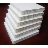 Buy cheap FRP FRP PP honeycomb panel for truck body from wholesalers