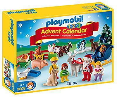 "Quality Playmobil 9009 ""Advent 1.2.3 Christmas on The Farm"" Calendar from Playmobil UK Limited for sale"