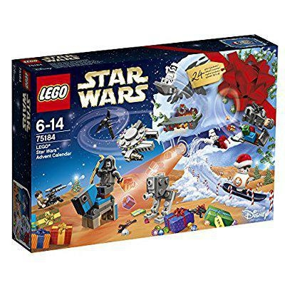 Quality LEGO 75184 Star Wars Advent Calendar 2017 Construction Toy by LEGO for sale