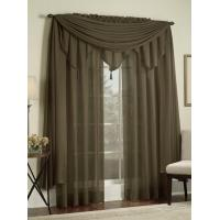 Buy cheap Reverie Rod Pocket Semi-Sheer Snow Voile Panel Collection from wholesalers