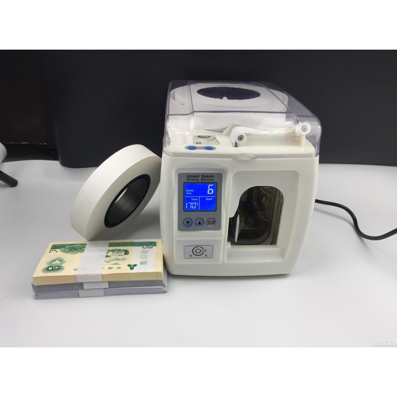 Buy cheap Banknote binding machine for easy bank use from wholesalers