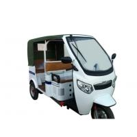 Closed Cabin Full Cover Passenger Tricycle