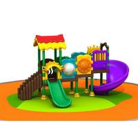 Buy cheap Children safe best discount outdoor playground equipment, customized theme and design product