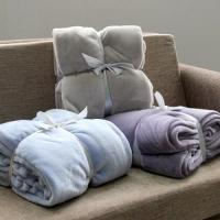 Buy cheap Solid Coral Fleece Blankets product