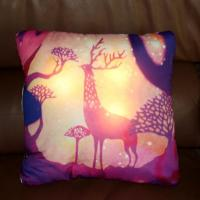 Buy cheap 3D Printed Cushion With Led Light product