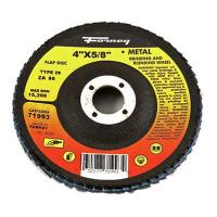 Buy cheap Blue Zirconia Flap Disc, Type 29, 80-Grit, 4-In. from wholesalers