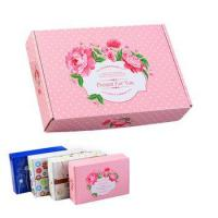 Buy cheap custom top quality clothing corrugated packaging box , paper box print from wholesalers