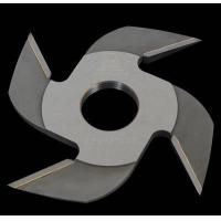 Buy cheap TCT Saw Blade 12524t Industrial Grade Conical Scoring Circular Saw Blade Manufacturer from wholesalers