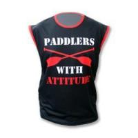 Buy cheap Sleeveless Polyester T-shirt from wholesalers