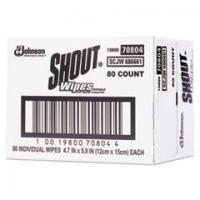 Buy cheap Shout Wipe & Go Instant Stain Remover, 4.7 x 5.9, 80 Packets/Carton from wholesalers