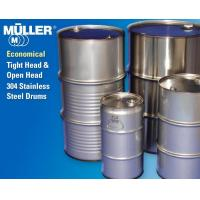 Buy cheap Economical Stainless Steel Drums from wholesalers